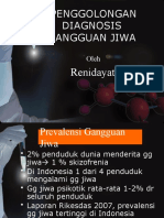 PENGGOLONGAN DIAGNOSIS GG JW