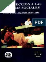 Lozano Andrade, J. I. - Introducción a Las Ciencias Sociales