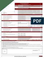 Formulir Perubahan Data Peserta BPJS KESEHATAN
