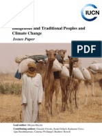IUCN Report on Indigenous Peoples and Climate Change