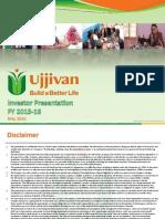 Ujjivan Financial Services Ltd_PPT