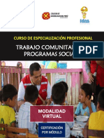 5. PROGRAMAS SOCIALES