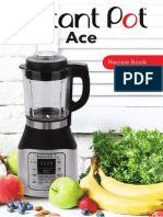 Ace Blender E Recipe Book English November 27 2018 Reduced
