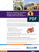 Fuse Control Medical Fact Sheet 0110