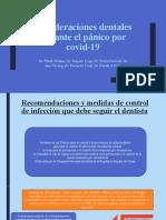 consideraciones dentales durante el pánico por covid-19.pptx