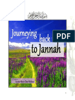 Free eBook Journeying Back to Jannah 135 Poems by Sister Mariam Mababaya 2020 May