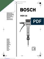 Bosch Hsh 28