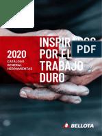 Catálogo Bellota 2019_castellano
