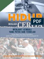 Pesan Bapa Suci Paus Fransiskus Dan Liturgi Pada Hari Komunikasi Sosial Sedunia Yang Ke 54-Minggu 24 Mei 2020