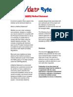 Method Statement from Contractors.pdf