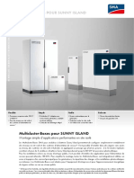 Brochure SMA Multicluster-Boxes