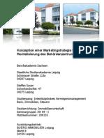 Revitalisierung einer Büroimmobilie am Beispiel des Behördenzentrums Grimma