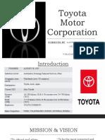Toyota Motor Corporation.pptx