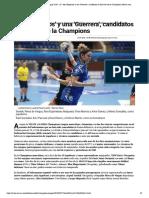 EHF Champions League 2019 - 20_ Seis 'Hispanos' y una 'Guerrera', candidatos al 'All Star' de la Champions _ Marca.com.pdf