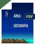 noções geograficas