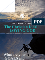 CLP Talk 05 - The Christian Ideal - Loving God.pptx