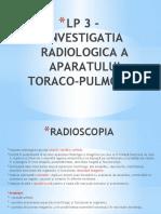 LP 3 - Explorarea radiologica 2014