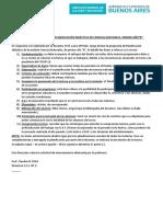 Asesoramiento en torno a la planificación didáctica de Ciencias Naturales.