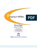Ranging in Wimax Whitepaper