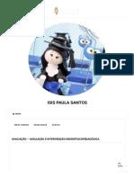 Resultados – Cursos – Isis Paula Santos – EAD Faveni(2)