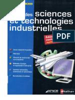 Guide Des Sciences Et Techniques Industrielles