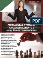 CAP Ferramentas e Técnicas para Recrutamento e Seleção por Competências ALUNOS.pdf