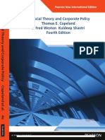 Financial Theory and Corporate Policy Pearson New International Edition by Thomas E. Copeland, J. Fred Weston, Kuldeep Shastri (z-lib.org).pdf