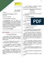 Bloco 2 -  Direito Administrativo
