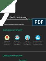 GoPlay Deck Lanzadera