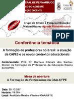 a-Palestra_Marcelo Câmara_CAPES_CAA-UFPE-1