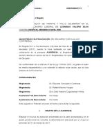 2016 - 0047 LEONIDAS VALERO SILVA VS HOSPITAL MEISSEN II ESE trabajador oficial transporte pacientes
