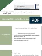 Guidelines ESPEN polimorbilidade