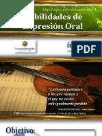 Oratoria Habilidades de Expresión Oral - Carlos de la Rosa Vidal