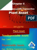 PLant Asset materi