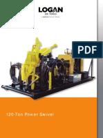 Logan-Power-Swivel-120-Ton-Instruction-Manual