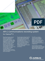 AR-C Recorder for Claricor 3 Airbus-Defence-and-Space-May2015