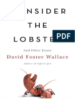 David Foster Wallace - Consider the Lobster and Other Essays (2007, Back Bay Books).pdf