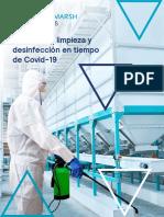 20200428 Medidas de limpieza y desinfección en Tiempo de Covid19