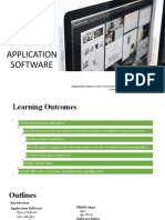 Chapter 6 - Application Software