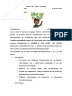 3RA CLASE VIRTUAL Didáctica de la Lengua