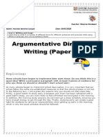 [Worksheet] Directed Writing (Paper 2)-1