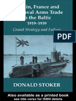 Cass Series - Naval Policy - 18 - Britain, France and the naval arms trade in the Baltic