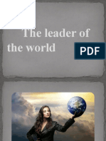 The Leader of the World