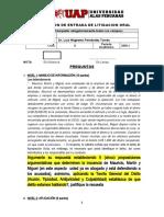 1. PRACTICA CALIFICADA DE TECNICAS DE LITIGACION