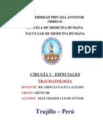 CASO CLINICO TRAUMATOLOGIA DIAZ GRADOS LUIGHI