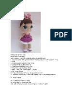 _muñeca Lol Con Vestido Rosa y Moño(1)