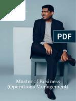 DEGR3003 SGSM 2018_M Business (Operations Management)_v03