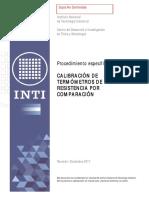 pec08 CALI B DE TERMOMETROS DE RESISTENCIA POR COMPARACION