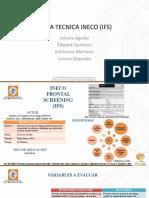Ficha INECO