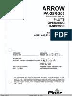 Piper Arrow PA28R 201